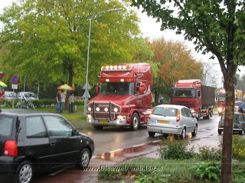 Truckerdag door Twello
