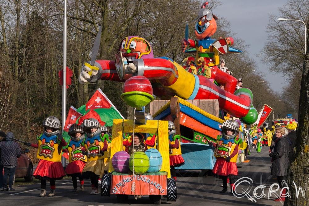 cv de neutenkrakers Carnaval Klarenbeek 2015 | Qdraw; weblog