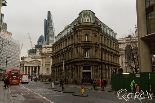 City of London (2017) ; 1 queen victoria street, london, London EC4N, bus | foto 4