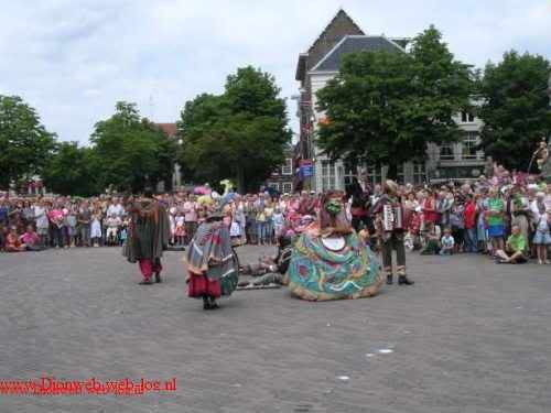 Deventer op Stelten 2006, DOS, DOS06