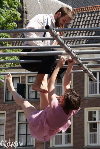 Deventer op Stelten, Ockham's Razor, Arc