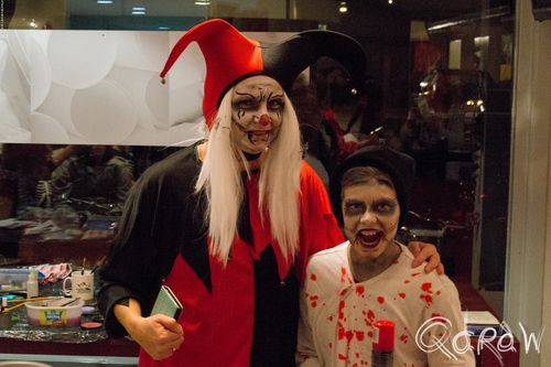 Haloween Twello Centrum ; Clown, haloween, spooky, print and more | foto 2