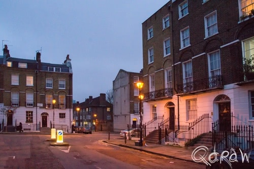 Harry Potter in Londen (2017) ; 12 Grimmauld Place, Claremont Square, Order of the Phoenix's Headquarters | foto 11