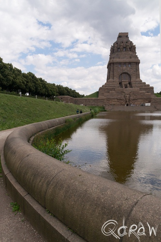 Leipzig (2015) ; Volkerschlachtdenkmal, Monument to the Battle of the Nations, Napoleon | foto 12