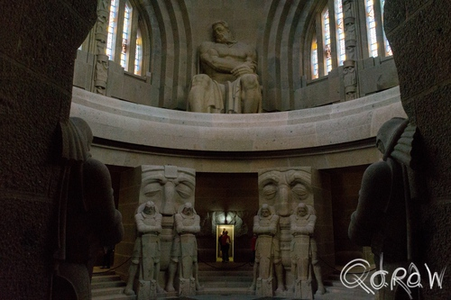 Leipzig (2015) ; Volkerschlachtdenkmal, Monument to the Battle of the Nations, Napoleon | foto 13