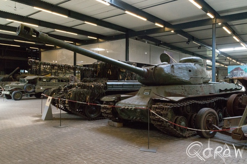 Oorlogsmuseum Overloon (2015) ; Liberty Park, overloon, tank | foto 7
