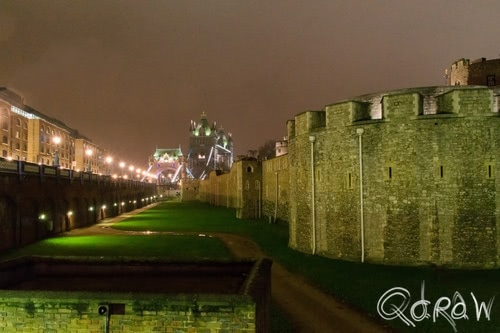 London by Night (2017) ; Tower of London, Tower Hill, London, Tower Bridge | foto 6