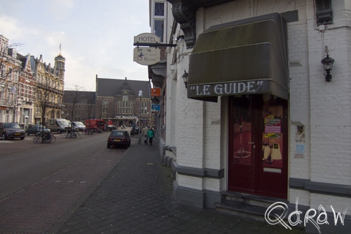 Maastricht (2016) ; Le Guide, Leeg, hotel, maastricht, station | foto 2