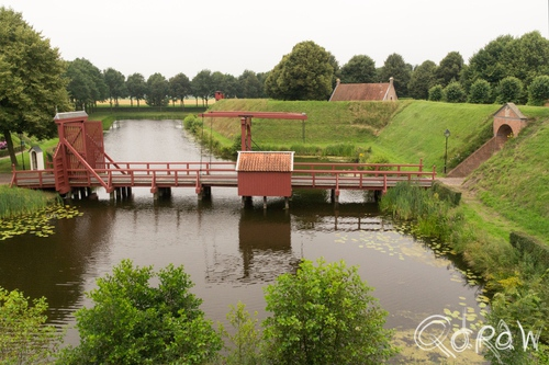 Vesting Bourtange (2016) ; Vesting Bourtange, Groningen, Bourtange | foto 4