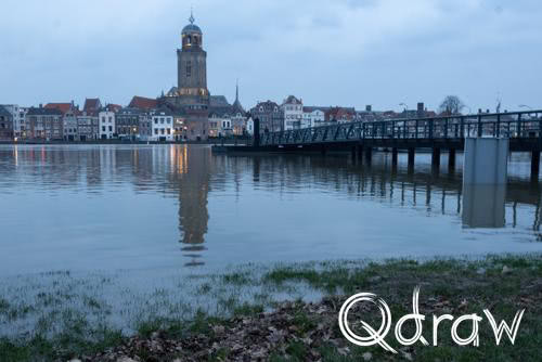 Avondfotografie Photowalk Deventer (2020) Lebuinuskerk