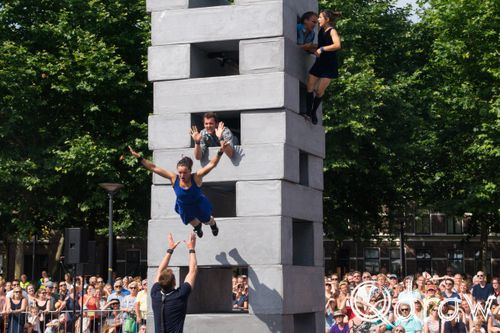 Deventer op Stelten 2017 Nofit State en Motionhouse - Block; Nofit State, Motionhouse, Beestenmarkt, Block, Deventer op Stelten