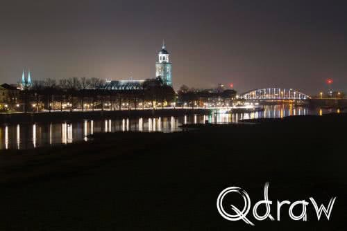 Deventer sfeerverlichting (2018) Skyline Deventer