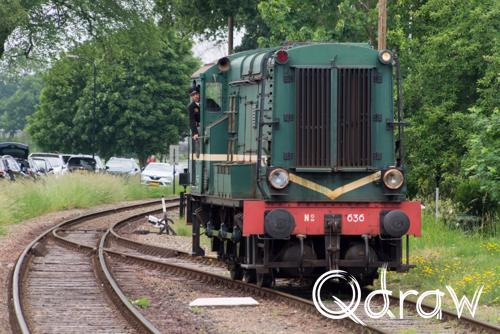 Nationale Stoomtreindag (2019) NS 636