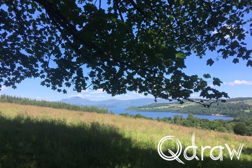 Three lochs way (2019) Balloch and Loch Lomond